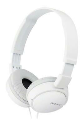 Sony MDRZX110W Stereo Over-Ear Foldable Headphones-White • 16.45£