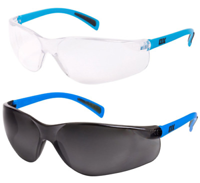 Ox Lightweight Safety Glasses Spectacles Specs UV Eye Protection Padded EN166 • 5.95£