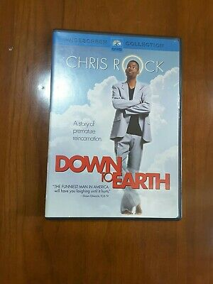 £5.63 • Buy Down To Earth (DVD, 2001, Widescreen Collection)