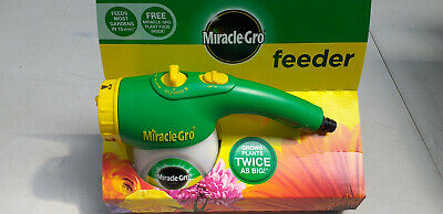 Miracle-Gro Feeder Connect To Hose - Includes Sachet Of Miracle Grow Feed • 16.95£