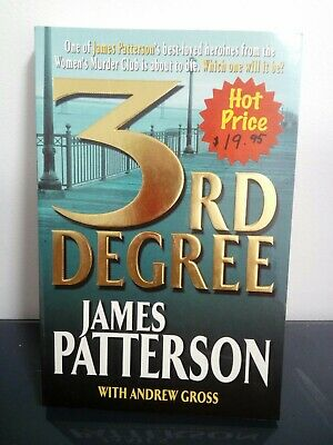 AU13.50 • Buy 3rd Degree By James Patterson (Paperback, 2004)