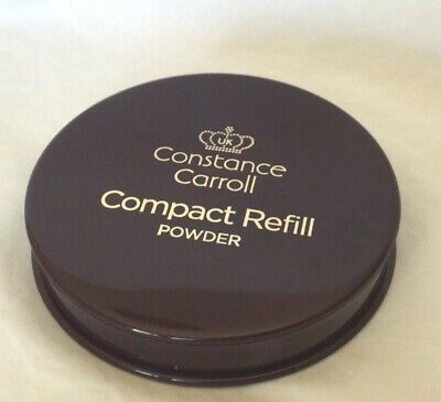 Constance Carroll Compact Pressed Face Powder Compact - CHOOSE SHADE  FREE P&P * • 2.99£