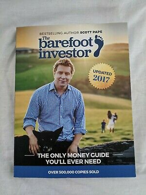 AU20 • Buy The Barefoot Investor By Scott Pape (2017, Paperback)