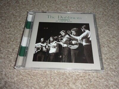 CD -The Dubliners At Their Best - The Dubliners  • 3£