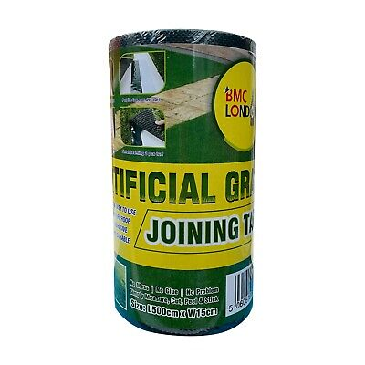 £9.99 • Buy Artificial Grass Self Adhesive Joining Tape Fixing Fake Jointing Lawn Astro Turf