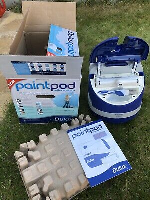 Dulux PaintPod Roller System In Original Box.Used Twice.Very Good Condition. • 30£