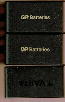 AU3.99 • Buy Video Camera Batteries 6 Volt NiMH NiCd 3 Available
