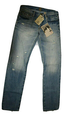 Prps Rambler Men Denim Blue Trousers Size 32-34 • 114£