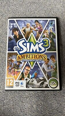 Sims 3 Ambitions Pc • 9£
