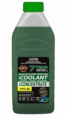 AU21.95 • Buy Penrite 7 Year 450,000km Green Coolant Concentrate 1L Fits Ford Escape 3.0 AWD