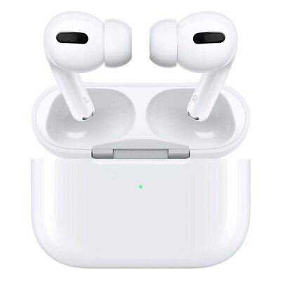 AU387.24 • Buy Apple Airpods Pro With Wireless Charging Case - White - [Au Version]