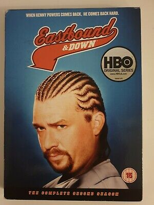 Eastbound And Down Series 2 Dvd Danny Mcbride Hbo  • 7.99£