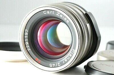 $483 • Buy [Mint] Carl Zeiss Planar 45mm F/2 T* G Lens For Contax G1 G2 From Japan