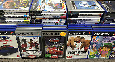 AU10.95 • Buy PlayStation 2 (PS2) Games Individual Sale (FREE POSTAGE, FAST DISPATCH)