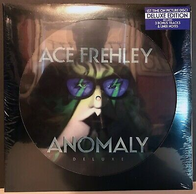 Ace Frehley - Anomaly - Deluxe Picture Disc Sealed  • 29.99£