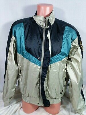 $29.99 • Buy DESCENTE Golf Collection Mens Jacket Sz Medium Vtg