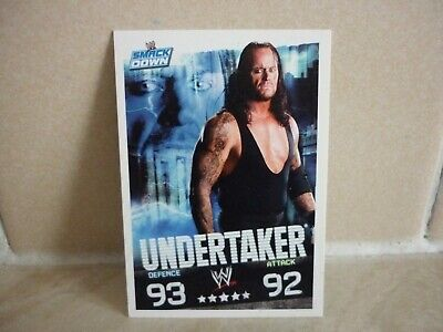 WWE Trading Card Undertaker. ( Smack Down ) Slam Attax Evolution. • 0.99£