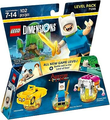 AU59.40 • Buy LEGO Dimensions  71245  Adventure Time Level Pack NEW