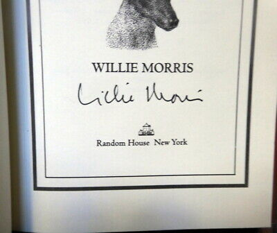 $39.90 • Buy SIGNED My Dog Skip Willie Morris First Edition First Printing 1st/1st MINT