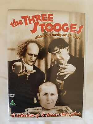 The Three Stooges Dvd • 3£
