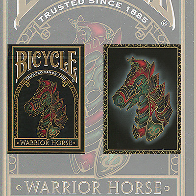Bicycle Warrior Horse Playing Cards Deck By USPCC • 6.49£