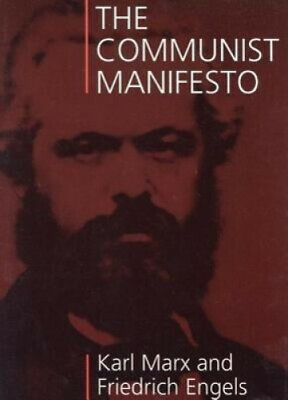 The Communist Manifesto By Karl Marx.  • 2.67£