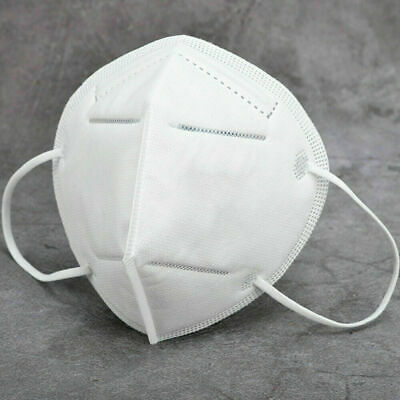 AU39.99 • Buy KN95 Mask Face Masks Reusable Disposable Anti Dust Respirator Filter