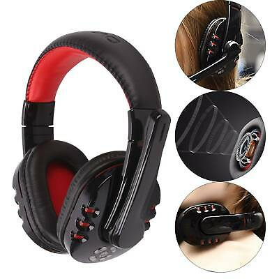 AU22.85 • Buy Gaming Headset For Xbox One PS4 PS5 Nintendo Switch PC Mic Headphones Wireless