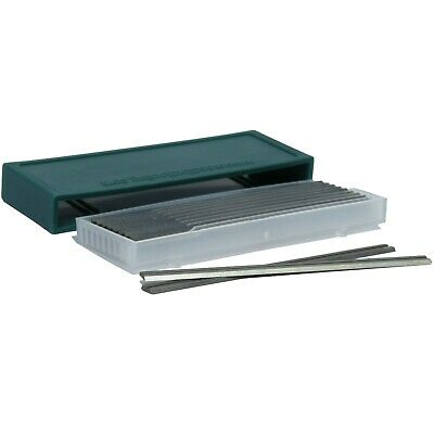 Replacement For Makita DKP180Z Cordless 18V TCT Planer Blades Box Of 10 Pcs • 14.99£