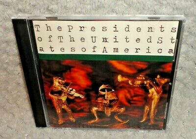 Presidents Of The United States Of America - Presidents Of The USA (CD, 1999) • 3.49£