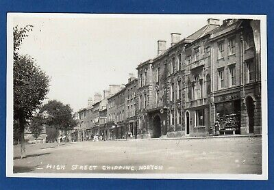 £9.50 • Buy High Street Chipping Norton  RP Pc Unused Frank Packer  Y156