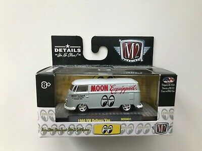 $ CDN40 • Buy M2 Machines 1960 Vw Delivery Van Moon Equipped Moon01
