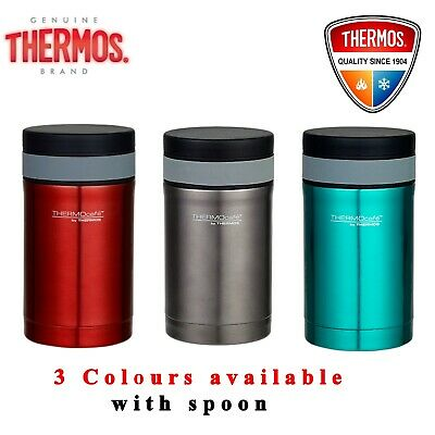 AU27.90 • Buy Thermos VACUUM Insulated Food Jar Thermo Flask Container 500ml