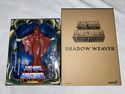 $59.99 • Buy 2019 Masters Of The Universe Club Grayskull Shadow Weaver By Super7