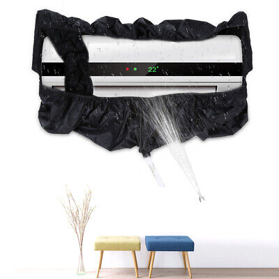 AU32.56 • Buy Air Conditioner Cleaning Wash Cover Bag Waterproof Polyurethane Cover Protector