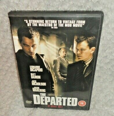 £2.13 • Buy The Departed (DVD, 2007, 2-Disc Set)