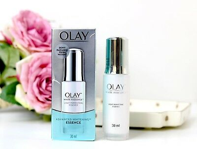 AU47.79 • Buy 30 Ml Olay White Radiance Light Perfecting Essence Bright & Smooth Skin Radiant
