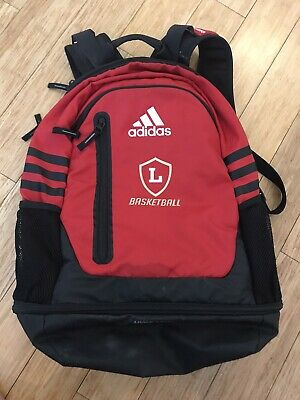 $18 • Buy Orange Lutheran Basketball Adidas Backpack Holds Shoes, Computer