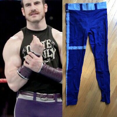 $400 • Buy Aiden English Ring Worn Pro Wrestling Gear From WWE NXT