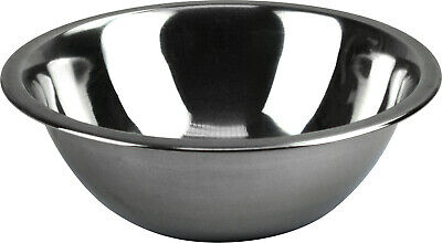 £8.99 • Buy Stainless Steel Deep Serving Mixing Bowl