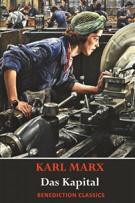 Das Kapital (Capital) By Marx, Karl • 14.86£