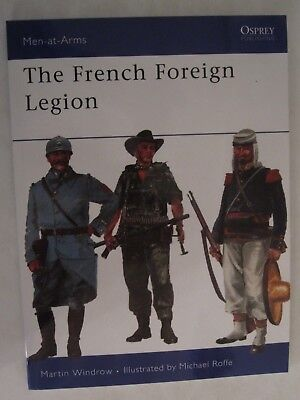 £10.62 • Buy Osprey Book - The French Foreign Legion (Men-at-Arms 17)