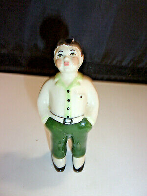 $10 • Buy Vintage Ceramic Arts Studio Boy Figurine