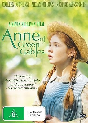 AU14.95 • Buy Anne Of Green Gables DVD Brand New And Sealed Australia