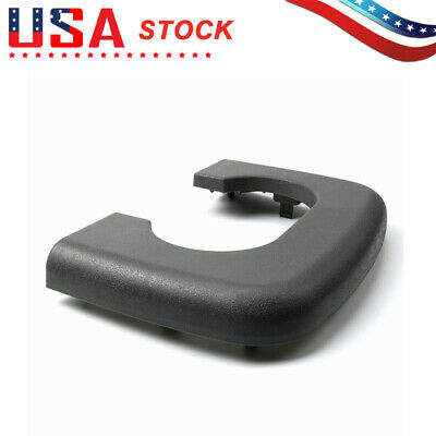 $34.99 • Buy Fits Ford F150 1997-03 Center Console Cup Holder Pad Replacement Light Grey Gray