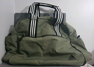 $30 • Buy Adidas Sport To Street Tote Bag, Green, Overnight Bag Laptop Gym Bag Duffel