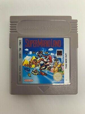 AU22.50 • Buy Super Mario Land Nintendo Gameboy PAL