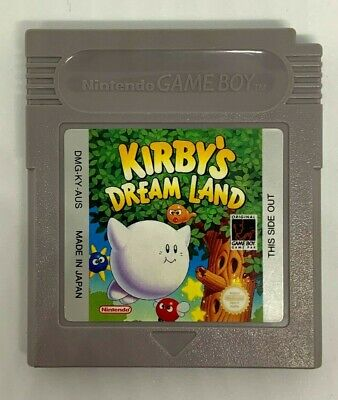 AU39.95 • Buy Kirbys Dream Land Nintendo Gameboy PAL