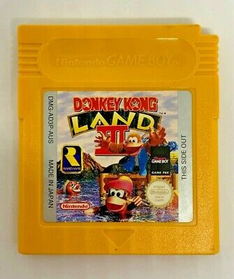 AU23.99 • Buy Donkey Kong Land 2 Nintendo Gameboy PAL