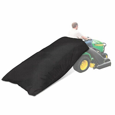 AU39.34 • Buy Lawn Tractor Leaf Bag Riding Mower Waste Trash Collection Grass Catcher Bag